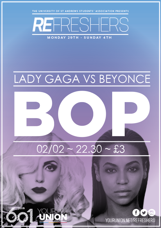 Refreshers' Week Presents: The Bop