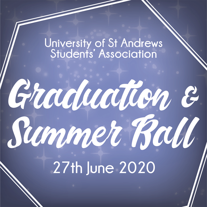 Graduation and Summer Ball 2020 - Cancelled