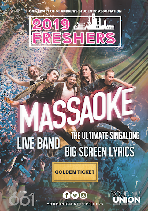 Freshers' Week - Massaoke
