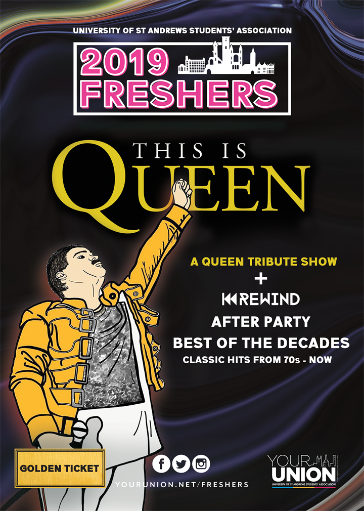 Freshers' Week - This Is Queen