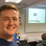The Computer Science School President for 2019/20 is Seamus Bonner.